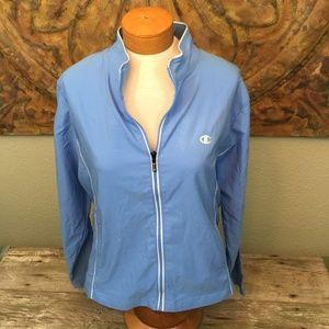 Champion Elite jacket full zip NOS NWT vintage L